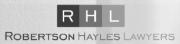 Robertson Hayles Lawyers